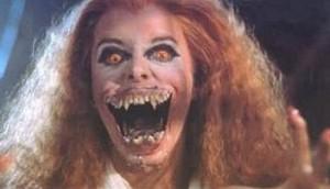 Vampire Scary Chick