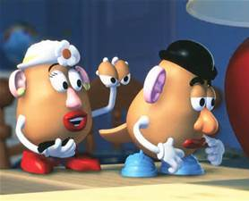 Syringomyelia, Mr Potato Head - SyrinGoWhat.com