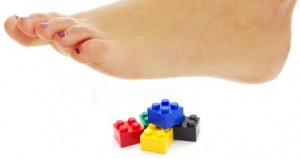Syringomyelia, Stepping On A Lego