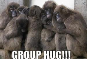 Syringomyelia, Group Hug - SyrinGoWhat.com