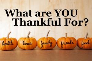 Syringomyelia, Thanksgiving - SyrinGoWhat.com