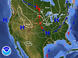 Barometric Pressure, Weather and Syringomyelia   SyringoWhat.